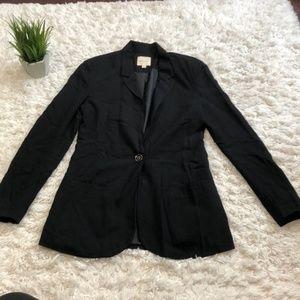 Silence & noise longer length blazer